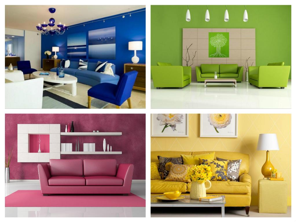 Barvy ve vašem interiéru