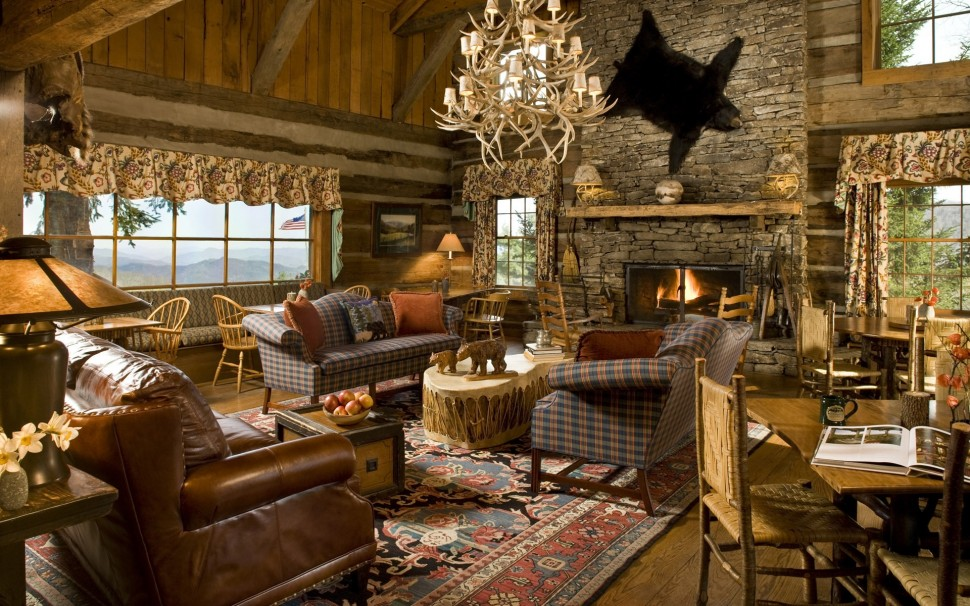 Kousek přírody ve vašem obývaku